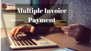 multiple invoice payment